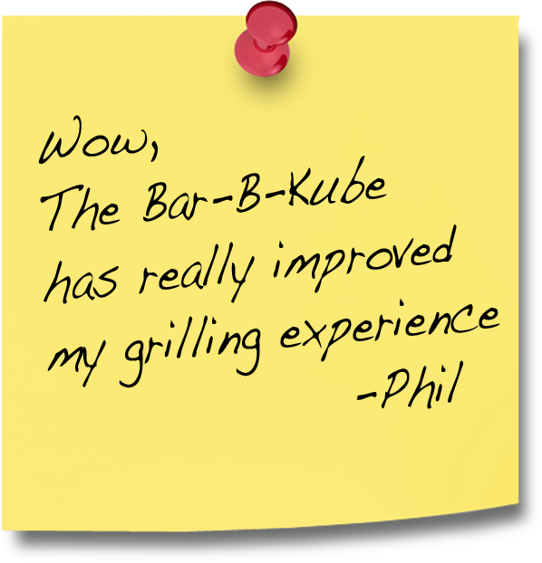 Phil Comments on Bar-B-Kube
