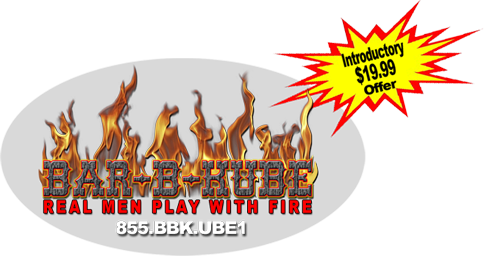Bar-B-Kube Convert Your Grill To A Smoker