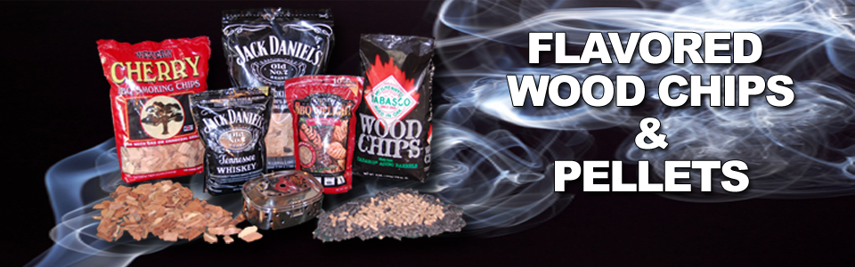 Flavored Wood Chips & Pellets